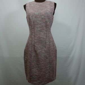 NWT Theory Hourglass Tweed Dress Size 8